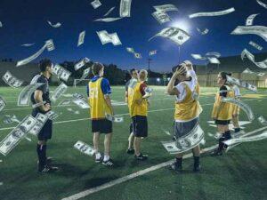 การแทงบอล ให้ได้เงิน